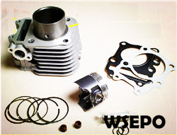 Wholesale HJ125 EUIII Motorcycle Cylinder Kit