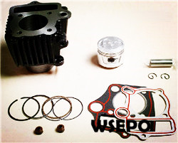 Wholesale JH70 Cylinder kit Motorcycle Cylinder Block Set