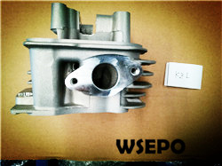 OEM Quality! Wholesale Motorcycle KZL Cylinder Head Comp