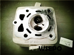 OEM Quality! Wholesale LF CG300 Double Cool Cylinder Head Comp