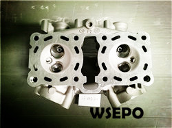 OEM Quality!LF DRF300 Water Cool Double Cylinder Cylinder Head