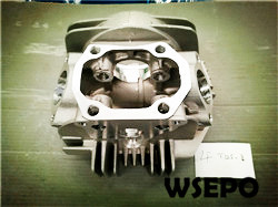 OEM Quality! Wholesale LF T125-II 125CC Cylinder Head Comp