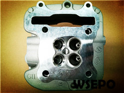 OEM Quality! Wholesale Motorcycle LKE6 04 Valve Cylinder Head