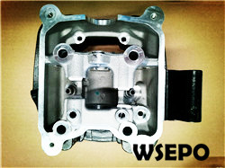 OEM Quality! Wholesale Motorcycle LKH3 Cylinder Head Comp