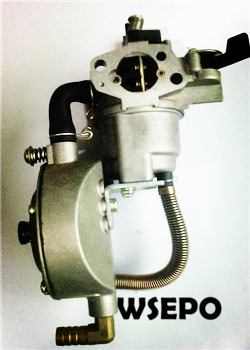 Wholesale 2KW/3KW GX160/GX200 LPG&Petrol dual Carburetor kit