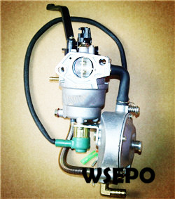 Wholesale 5KW 188F/GX390 LPG&Petrol Dual-Usage Carburetor