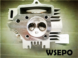 OEM Quality! Wholesale SR C125 125CC Cylinder Head Comp