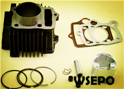 Wholesale WS124,WS125 Cylinder Kit Motorcycle Cylinder Block Set