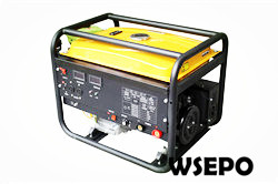 200A Welder Generator Powered by 16hp Gasoline Engine