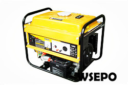 1kw Portable Gasoline Genset,230V,50/60hz,Electric Start