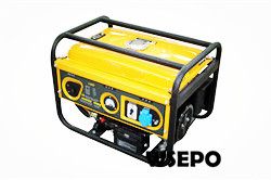 2.5kw Portable Gasoline Genset,230V,E-Start