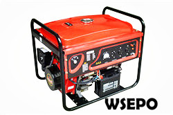 3KVA Diesel Portable Generator,230V,Single Phase