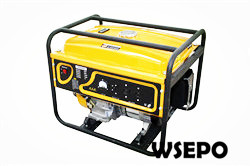 3kw Portable Gas Generator Set,230V,Single Phase