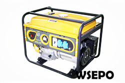 5kw Portable Gasoline Genset,50/60hz,Single Phase