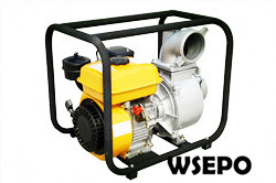 "4"" Water Pump Powered by 4hp Diesel Engine,Aluminum Pump"