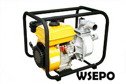 "2"" Water Pump Powered by 4hp Diesel Engine,Aluminum Pump"
