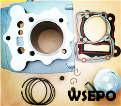 Wholesale XY CG200 Cylinder Kit Motorcycle Cylinder Block Set