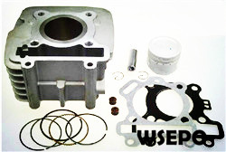 Wholesale I8 110cc Motorcycle Cylinder Block Set
