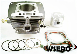Wholesale ZS 150cc Motorcycle Cylinder Block Set(water cooling)