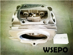 OEM Quality! Wholesale ZS C125 SAI 125CC Cylinder Head Comp