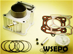 Wholesale ZS CG200 water cooling Motorcycle Cylinder Block Set