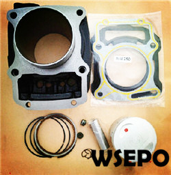 Wholesale ZS SB250 Motorcycle Cylinder Kit(water cooling)