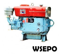 ZS1105 16hp Water Cooled 4-stroke Diesel Engine with Estart