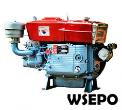ZS1115 20hp Water Cooled 4-stroke Diesel Engine with Estart