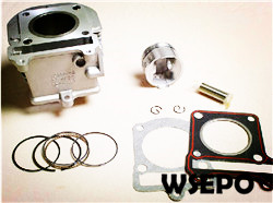Wholesale ZY125 Cylinder Kit Motorcycle Cylinder Block Set - Click Image to Close