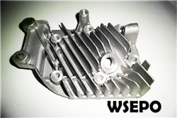 2.5hp 97cc Gas Engine Parts,Cylinder Cover