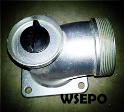 "Wholesale 2"" Gas Water Pump Parts,Elbow Draft Tube Supply"
