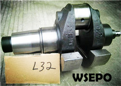 Wholesale Crankshaft for Changhai L28/L32 Engines