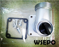 "Wholesale 3"" water pump spare parts,3 inch elbow draft tube"